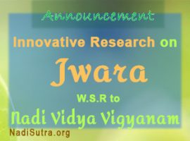 Innovative Ayurved Research on Jwara