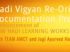 Nadi Vigyan Re-Orientation & Documentation Programme At Surat