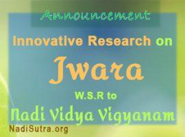 Innovative Ayurved Research on Jwara