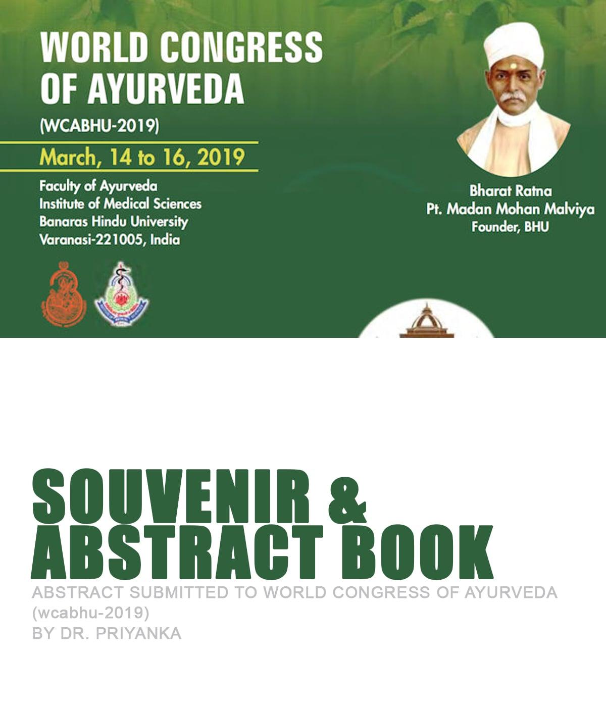 Jwara Research by Dr Priyanka AMCT