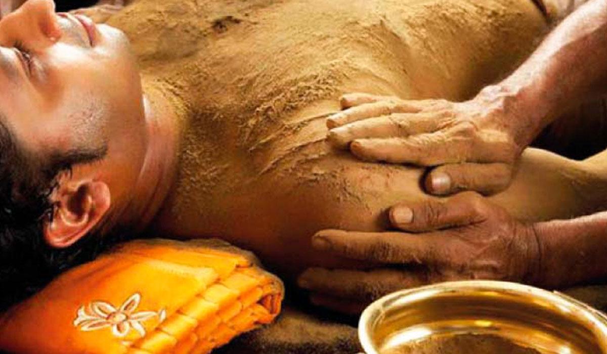 Lepanam Theppu Lada Parampara Ayurvedic Treatment - Nadisutra.org