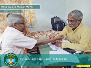 Health Consultation with Nadi Parikshan in Malvan