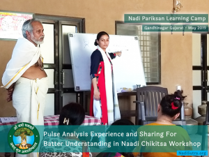 Nadi Vigyan Learning workshop Gandhinagar