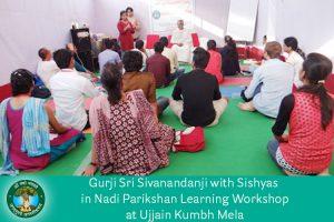Nadi Vigyan Learning workshop Ujjain