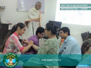 Nadi Vigyan Learning workshop Surat