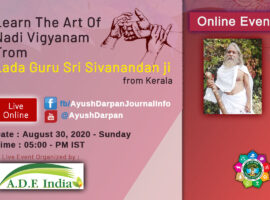Learn Basic Nadi Parikshan : Online Event – Session -1